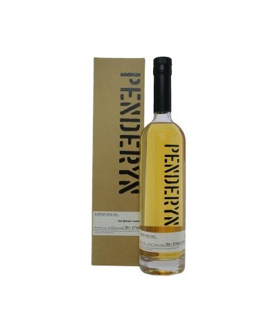 Penderyn 2014 Bourbon Cask #175 with box