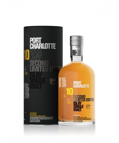 Port Charlotte 10 Year Old 2nd Limited Edition