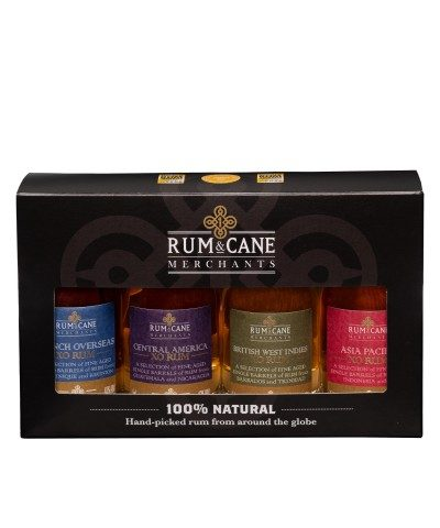 Rum & Cane Mini Set 4x5cl