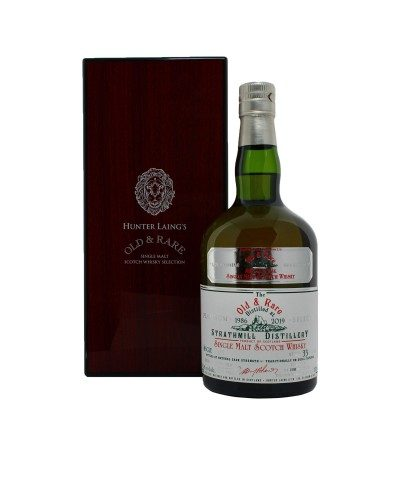 Strathmill 33 Year Old Platinum Old & Rare with case