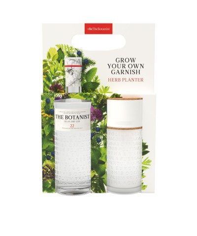 The Botanist Planter Gift Set
