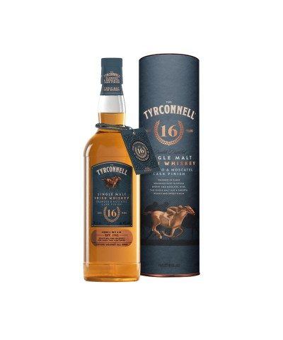 Tyrconnell 16 Year Old Oloroso & Moscatel Cask Finish with box