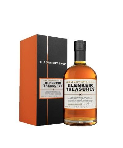 Glenkeir Treasures Dailuaine 6 Year Old