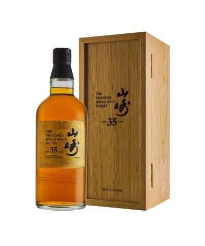 Yamazaki 35 Year Old with case