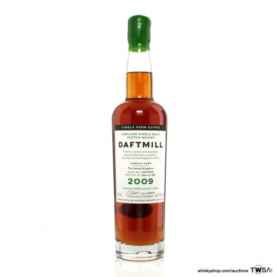 Daftmill 2009 Single Cask #29 2020 Release - UK Exclusive