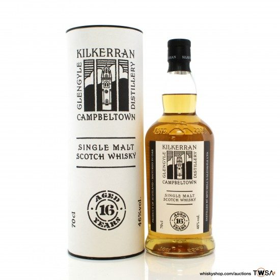 Kilkerran 16 Year Old