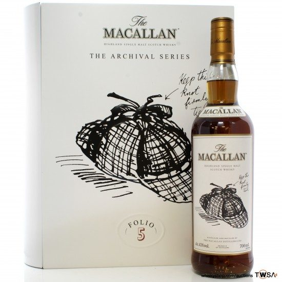 Macallan The Archival Series - Folio 5