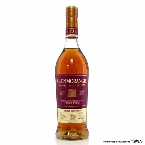 Glenmorangie 12 Year Old Malaga Cask Finish