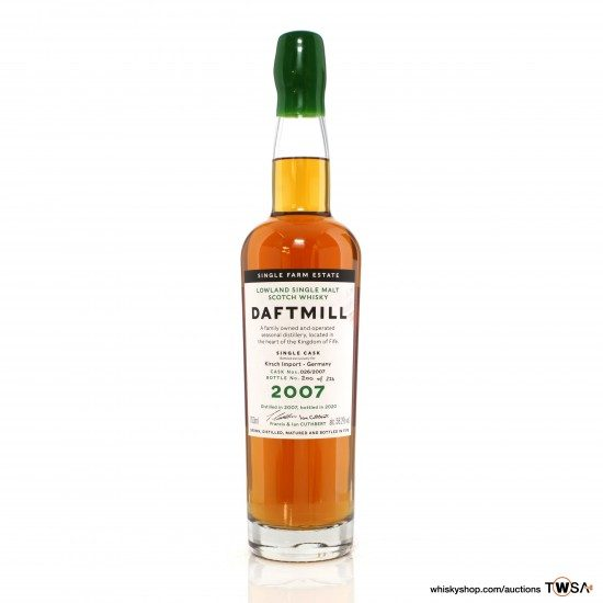 Daftmill 2007 Single Cask #26 - Kirsch Import Germany
