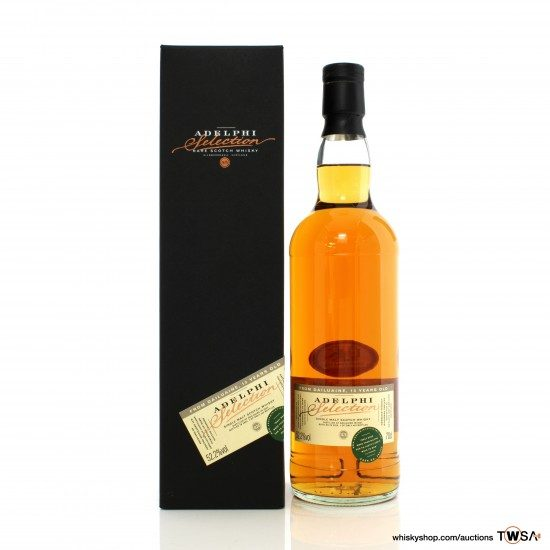 Dailuaine 2007 13 Year Old Single Cask #304336 Adelphi Selection