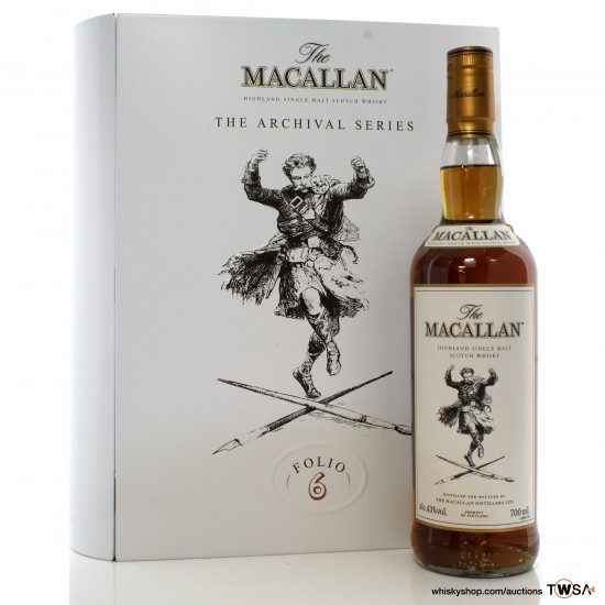 Macallan The Archival Series - Folio 6
