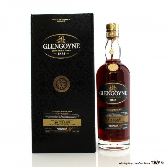 Glengoyne 28 Year Old