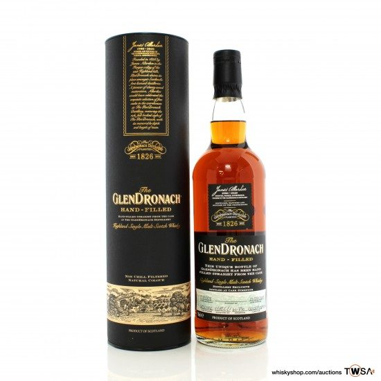 GlenDronach 2008 11 Year Old Single Cask #2992 Hand Filled