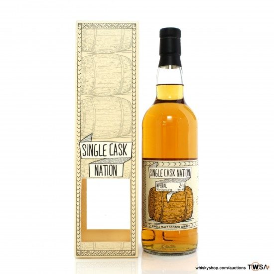 Imperial 1996 24 Year Old Single Cask #3420 Single Cask Nation