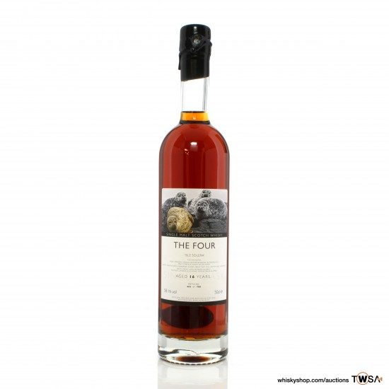 Isle Solera 16 Year Old Single Cask The Four - Woodwinters