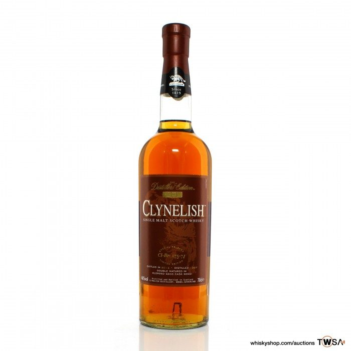 Clynelish 1997 Distillers Edition