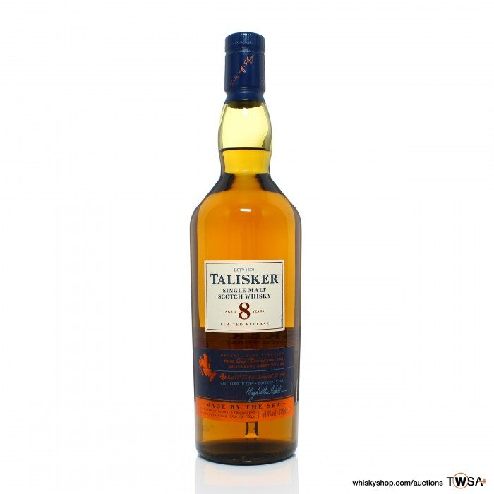 Talisker 8 Year Old 2018 Special Release