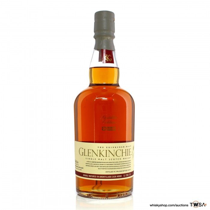 Glenkinchie 1996 Distillers Edition
