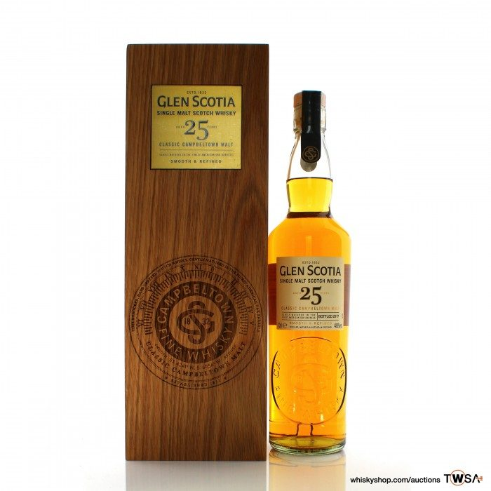 Glen Scotia 25 Year Old