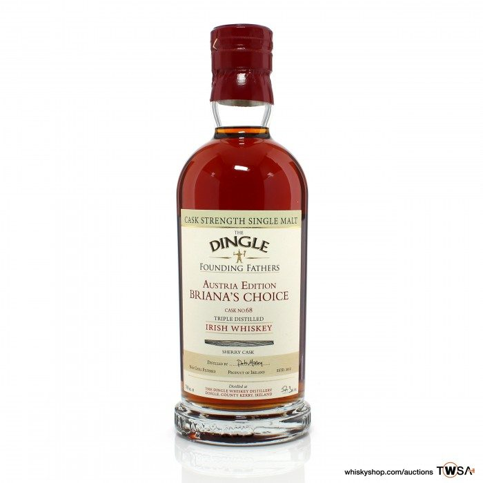 Dingle Single Cask #68 Briana's Choice - Austria