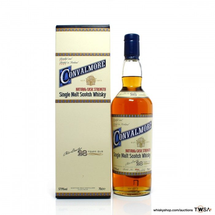 Convalmore 1977 28 Year Old 2005 Release