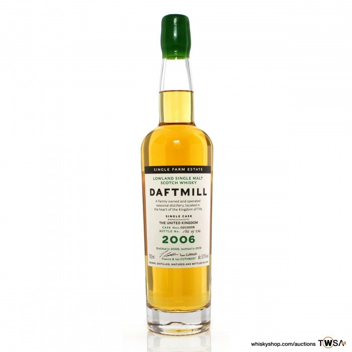 Daftmill 2006 Single Cask #021 - The United Kingdom