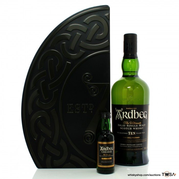 Ardbeg 10 Year Old Gift Tin