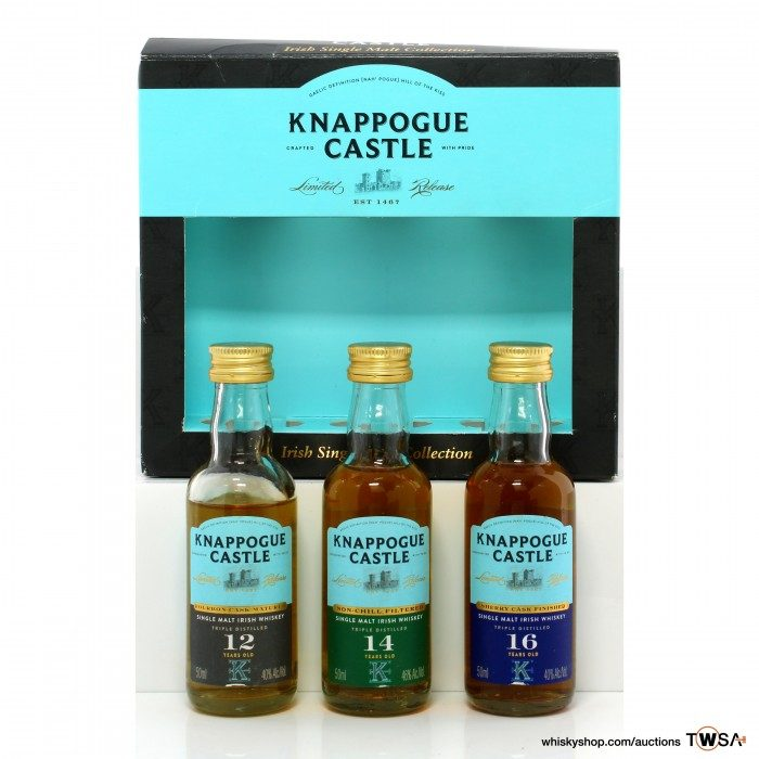 Knappogue Castle 3x5cl