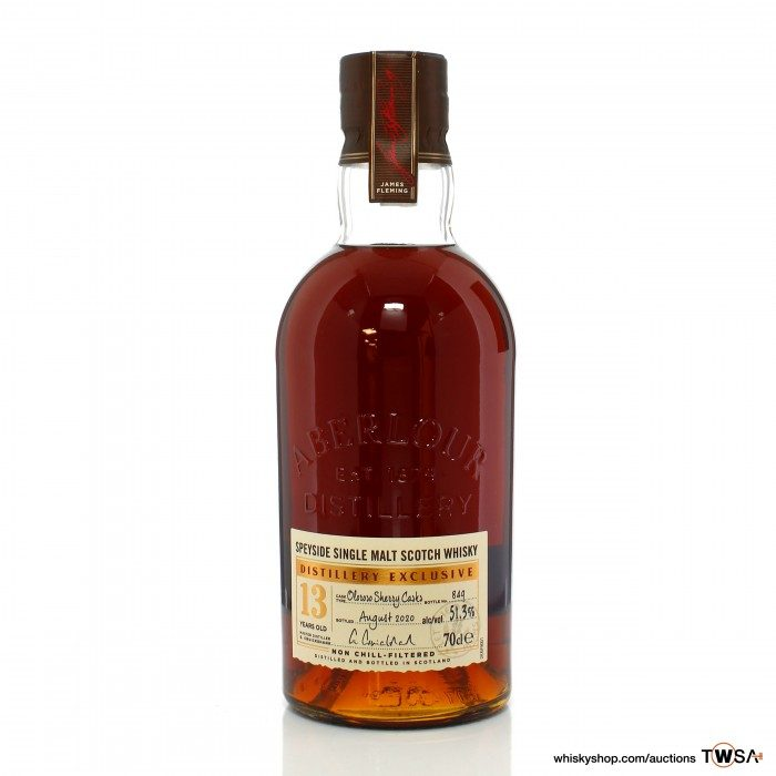 Aberlour 13 Year Old Oloroso Distillery Exclusive