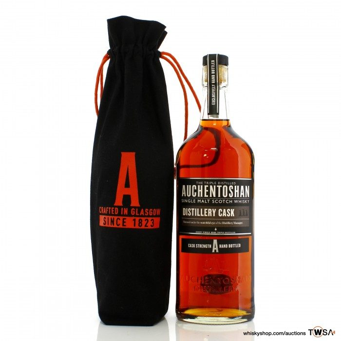 Auchentoshan 2010 10 Year Old Single Cask #670 Hand Filled
