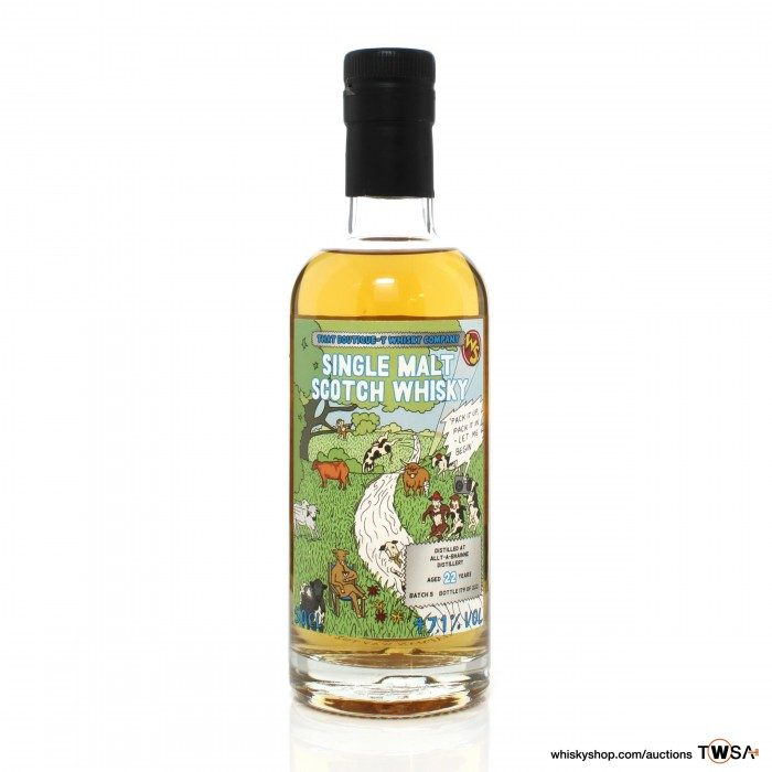 Allt a'Bhainne 22 Year Old That Boutique-y Whisky Co. Batch #5
