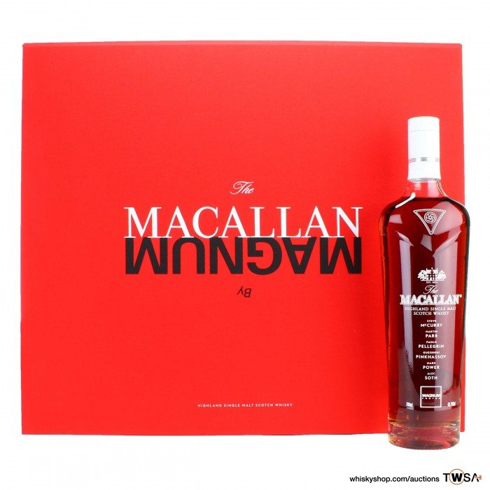 Macallan Master Of Photography Magnum Edition